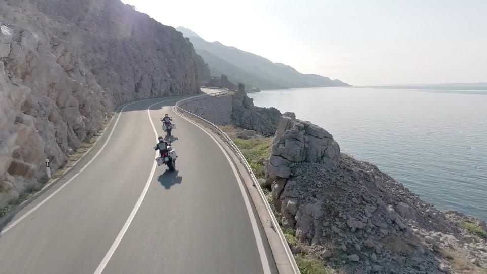 杜卡迪 Multistrada 1260 Enduro宣传片