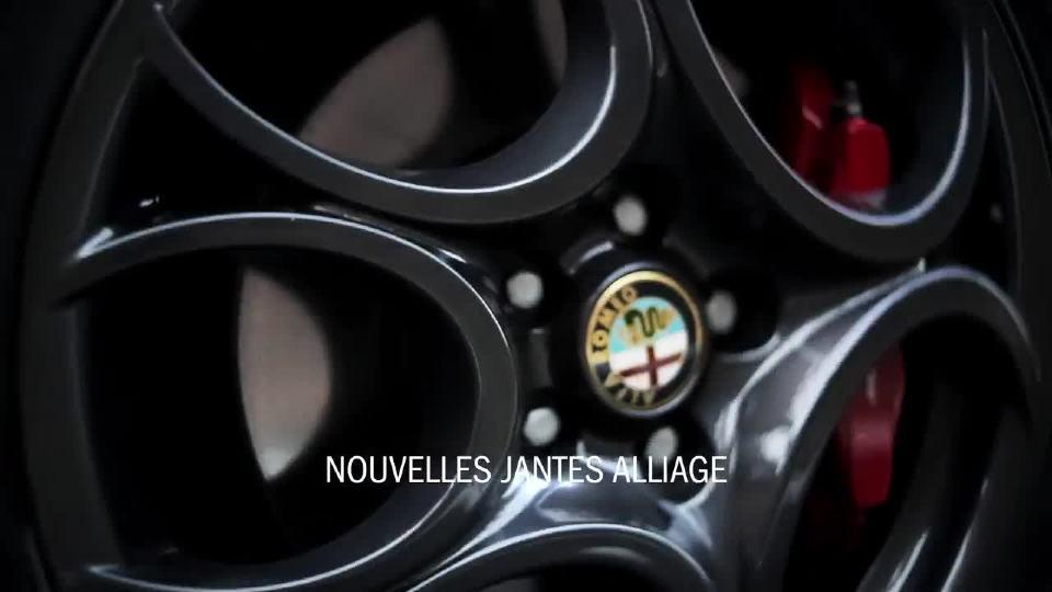 全新阿尔法罗密欧Giulietta Sprint 灵感来自传奇