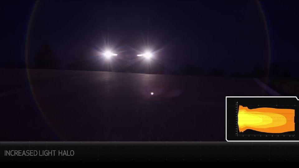 Giulia氙气大灯 以新的眼光看待道路