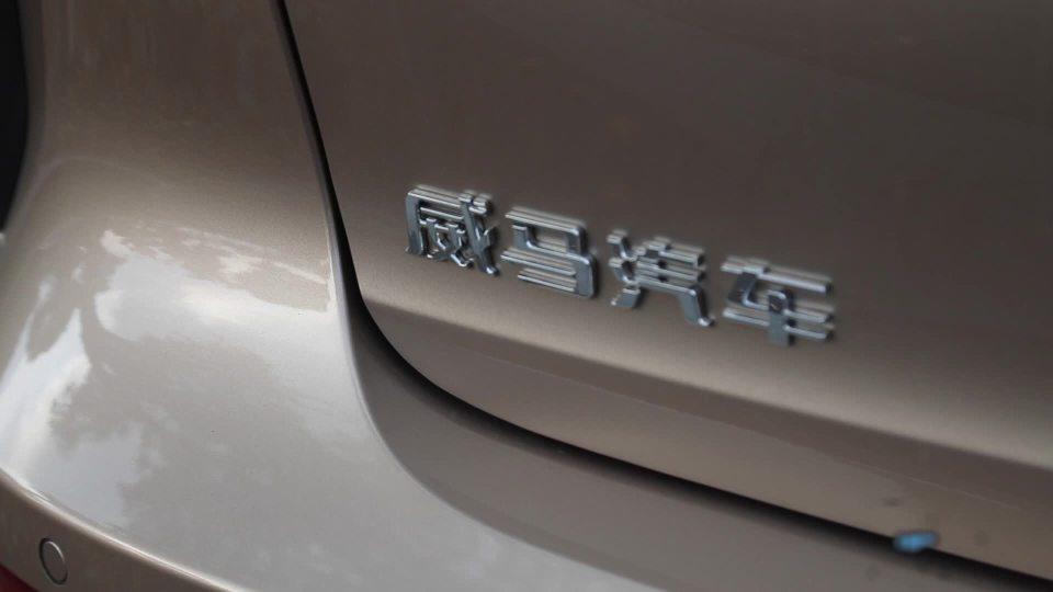 爱卡试车 威马EX5造车新势力的一股清流