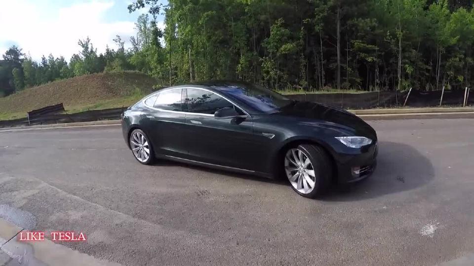 特斯拉Model S 之旅上 X和S两车对比