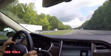 特斯拉Model S 之旅下冒险开始