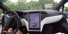 特斯拉Model X鹰翼门应用小技巧