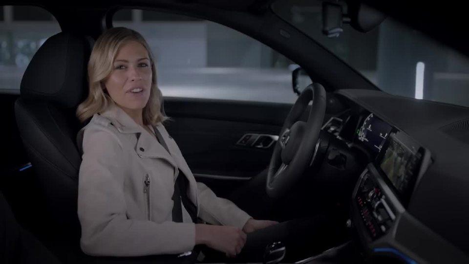 全新宝马3系的连接驱动和驾驶助手