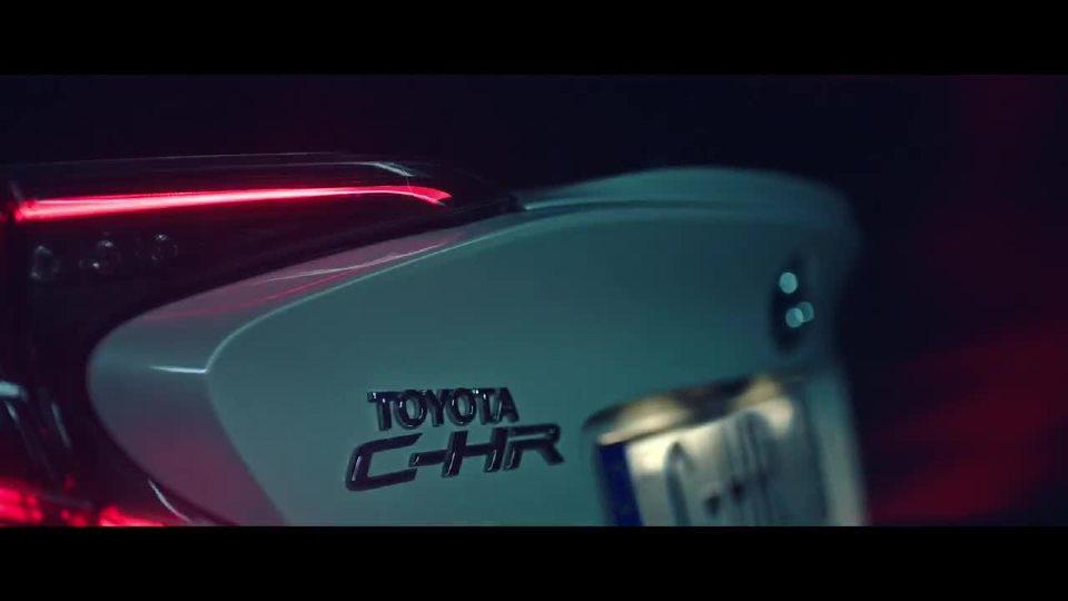 丰田C-HR 重新考虑SUV