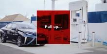 你怎么给氢汽车加油