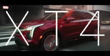 2019款凯迪拉克XT4 驾驶是美好的