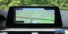 2018款 宝马5系混动 导航系统展示