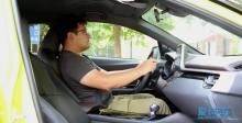 2018款丰田C-HR 乘坐体验展示