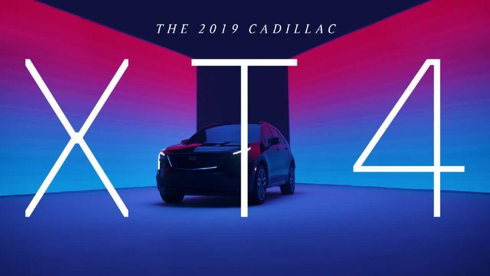 凯迪拉克XT4 下一代无线充电