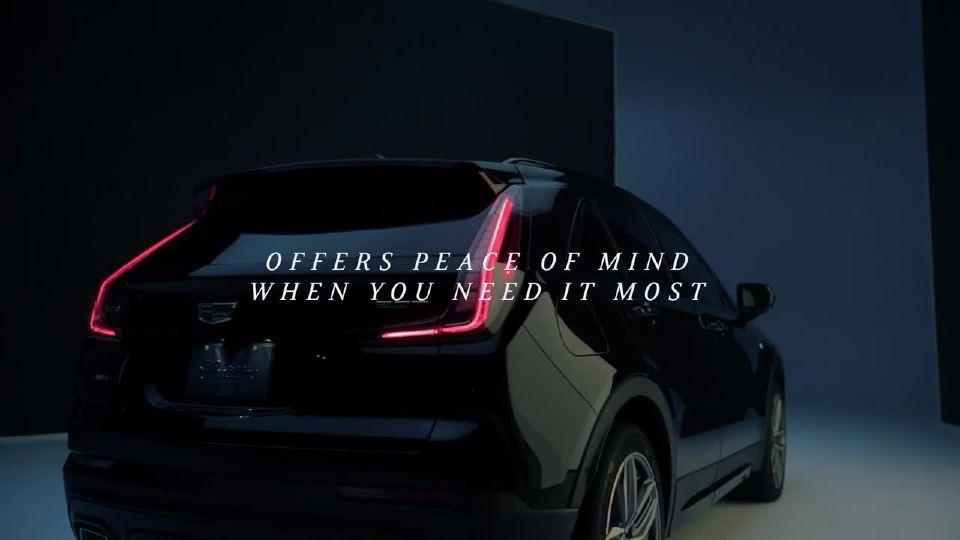 凯迪拉克XT4 提供内心的平静和可用的车道保持协助车道偏离警告