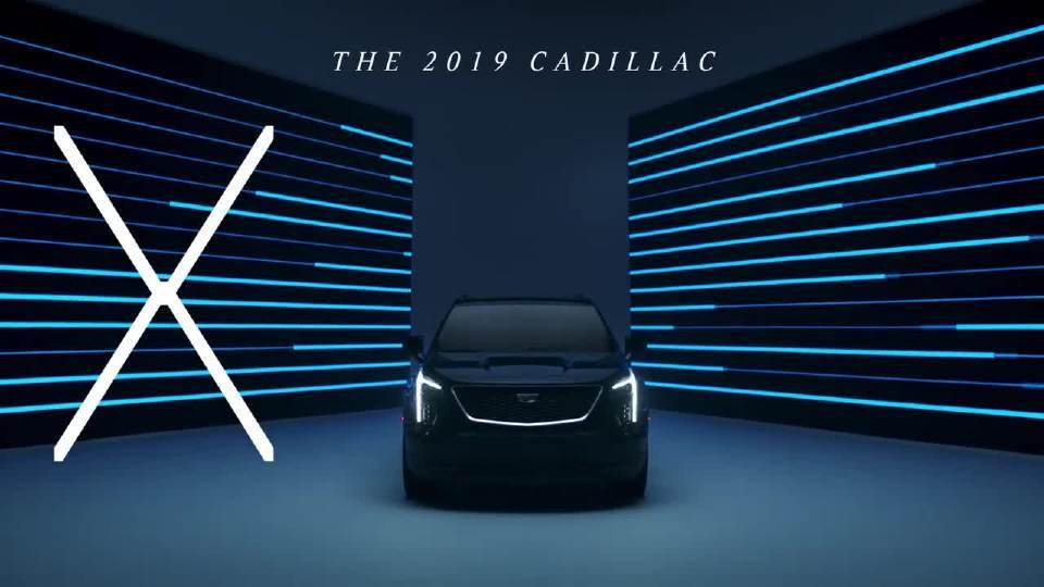 凯迪拉克XT4 再也不让你一个人停车