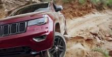Jeep全系越野性能展示