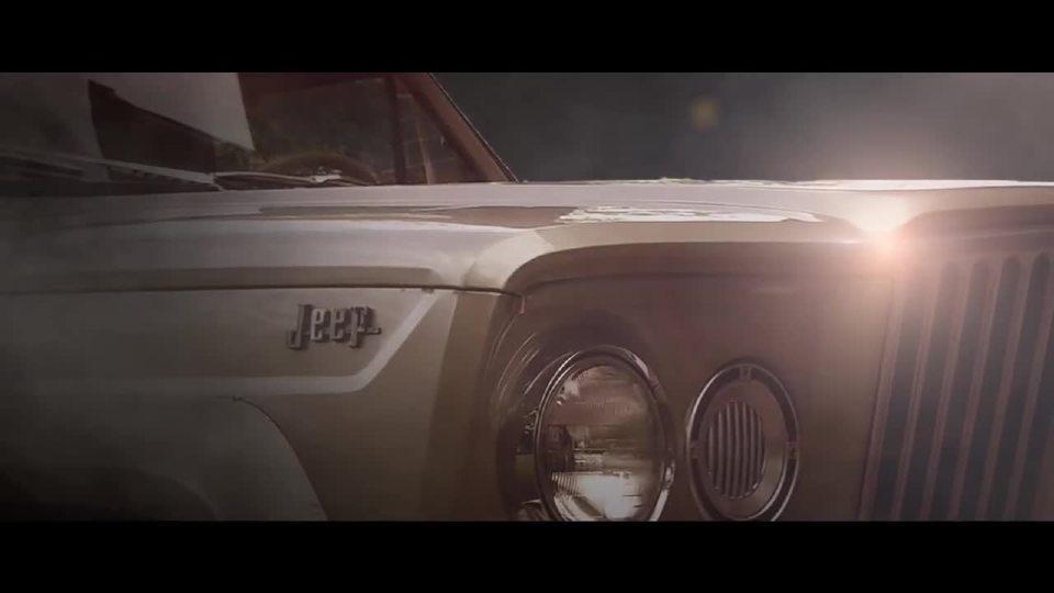 Jeep皮卡 角斗士归来