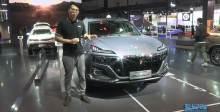 2019上海车展 100秒说车猎豹COUPE车型