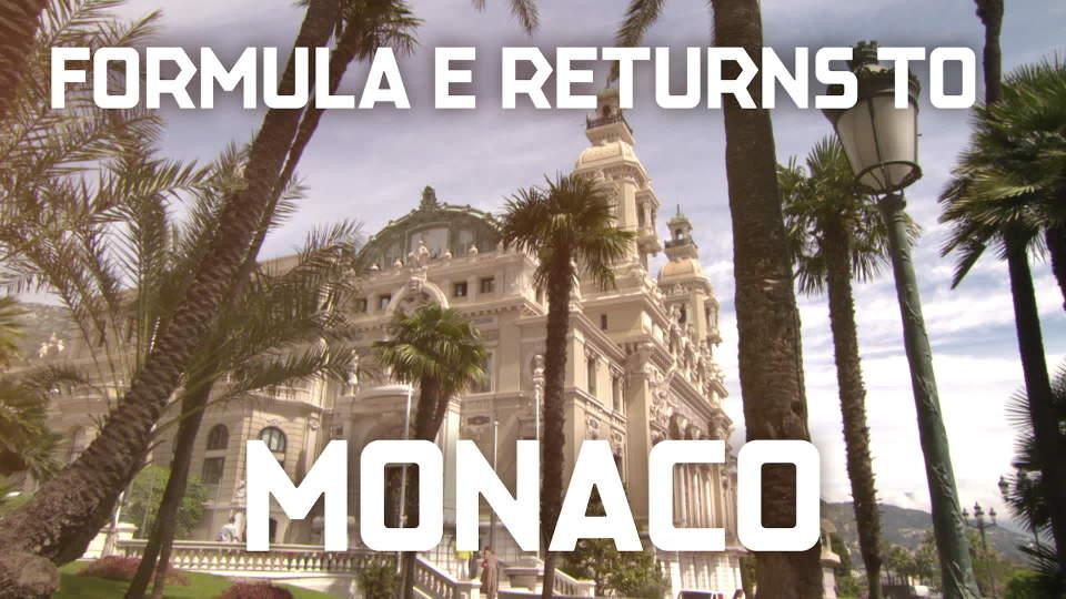 FE摩纳哥站预热宣传片