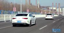 2018款 奔驰CLS级 自适应巡航系统展示