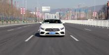 2018款 奔驰CLS级 车道保持系统展示