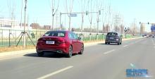 2019款 奔驰A级 自适应巡航系统展示