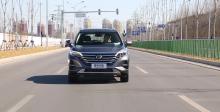 2019款 传祺GS5 车道保持系统展示