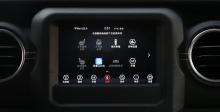 2018款 Jeep牧马人 娱乐及通讯系统展示