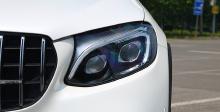 2018款 奔驰GLC级AMG 灯光展示