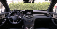 2018款 奔驰GLC级AMG 内饰展示
